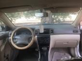 سيارة تويوتا بوكس للبيع