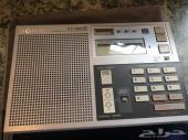 راديو لمحترفين الاستماع سوني Sony ICF-7600D