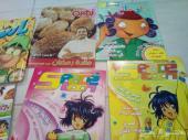مجلات أطفال للبيع