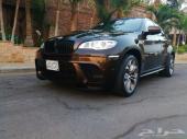 BMW X6 V8 2013 M KIT فل تحت الضمان والصيانه