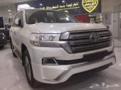 لاندكروزرGXR3 v8-سعودي-2018بالنقدأوالتقسيط