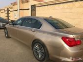 BMW موديل 2012 حجم 730