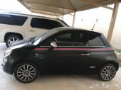 فيات 500 قوتشي Fiat 500 Gucci Edition