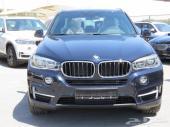 للبيع BMW X 5 موديل 2018 ستة سلندر توين تيربو