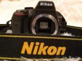 بودي كاميرا نيكون D3300 نظيفة جدا