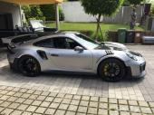 Porsche 911 991 GT2 RS LIMITED WEISSACH PACKA