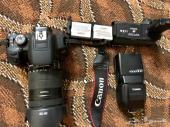canon D700 كالجديدة