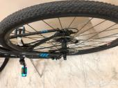 دراجه هوائيه من شركة Trek اخت الجديييده