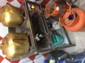 ادوات كفتريا للبيع