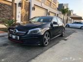 Mercedes c A- calss نظيفه للبيع