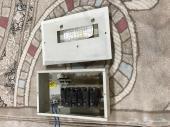 سلك كهرباء 10 ملم وطبلون كهرباء للبيع