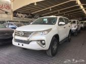 تويوتا فورتشينر gx2 دبل-سعودي 2018