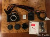 كاميرا كانون EOS 600