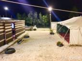 مخيم طاب السهر للايجار اليومي بابها