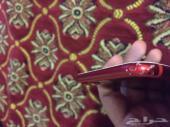 ايفون 7  احمر 164 قيقا