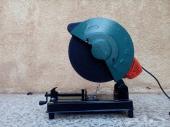 صاروخ ثابت قص حديد فيبر