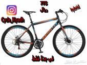 دراجات هوائية قابلة للطي هجين-رود-جبلي