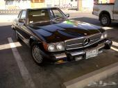 Mercedes Benz 560SL