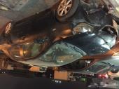 سيارة يارس 2007 مصدومه واجهة من جنب
