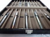 صندوق منظم أقلام