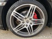 بورش كايمن S أسود 2011 داخلي أحمر