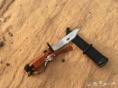سكين حربه تقطع الحديد