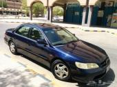 Accord99 - Special Edition - 2Airbags-Cruise
