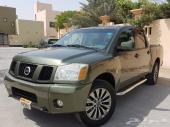 Nissan TITAN 4X4 للبيع