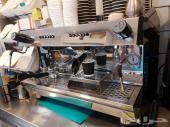 مكينة قهوة كابوتشينو بزيرا أركاديا عينين