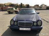 مرسيدس ابو عيون 1996 E280 للبيع