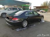 للبيع قطع غيار BMW 730 موديل 2005