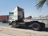 للبيع   شاحنة فولفو موديل 1992م F10