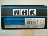 شمعات زنون H7 لون 4300 - 5500 - 6000 كلفن