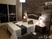 شقة vip للايجار اسطنبول مؤثثه جديدة