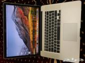 macbook pro ماك بوك بو 15 انش ريتيا نظيف