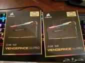 للبيع رامات CORSAIR Vengeance RGB Pro 16GB