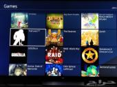 PS4  مهكر  مع اكثر من 565 لعبة.