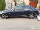 مرسيدس  سي 200 موديل 2012