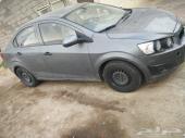 للبيع سيارة سونيك 2013 شفرولية
