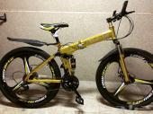 دراجات هوائية رياضية و سيكل قابل للتسفيط وغير