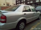 مازدا 323 موديل 2002 بسعر 3000 ريال نهائي
