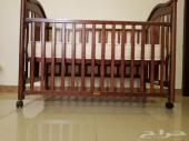 سرير اطفال ماركة junior -تخت اطفال - bed