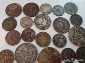 عملات سعودية قديمه