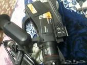 كاميرا تصوير حفلات باناسونيك نظيفة مع معداتها