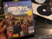 للبيع شريط FARCRAY5 نظيف جدا البيع مستعجل