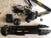 كاميرا تصوير احترافية Nikon D3200