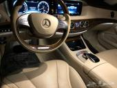 Mercedes S550 2015 (مشتراه من سلطان الكتبي)