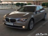 BMW 2012 730L مواصفات 740L