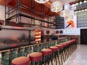 تصميم محلات و مطاعم