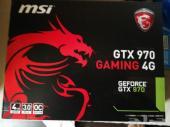كرت شاشة msi gtx 970 4g oc